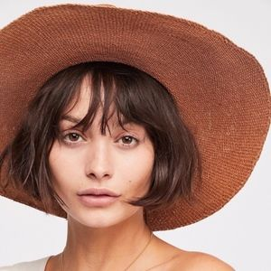 Free People Summer Breeze Straw Hat